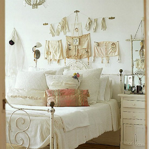 Design Blog On Decor Interior Vintage Decorating Bedroom Interior