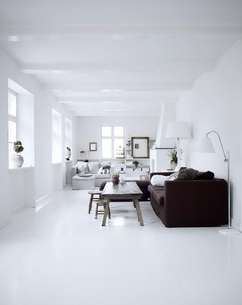 Frances Tobin S Design Blog White Floors