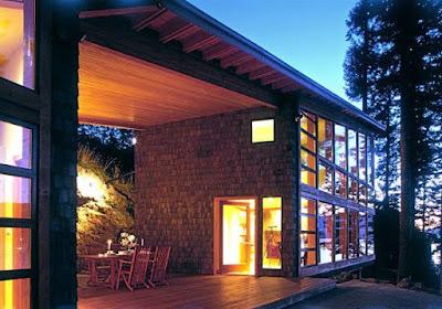 Contemporary Timber Home Design
