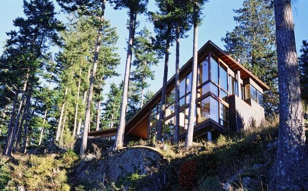 Contemporary Timber Home Design by Sturgess Architecture