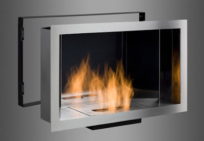 Reflexo Stylish Fireplace Collection By Planika Studio