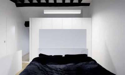 Minimalist Interior Apartment Design by Ec
