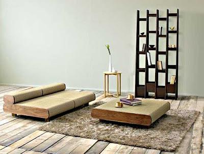 Japanese Agura Sofa