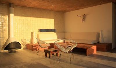 Minimalist Desert House by Gracia Studio