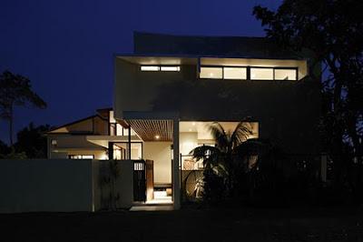 Tropical Architecture Design