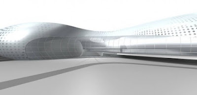 Architectural Design of Hwaseong Sports Complex