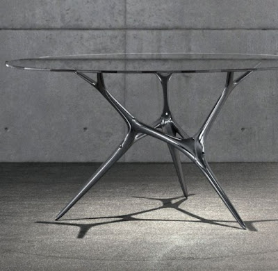 New Stylish e-volved Table by Timothy Schreiber