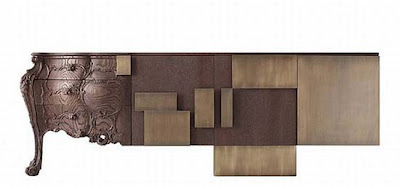 Table-Design, Evolution-Dresser, Contemporary-design, Ferruccio-Laviani, Contemporary-Furniture