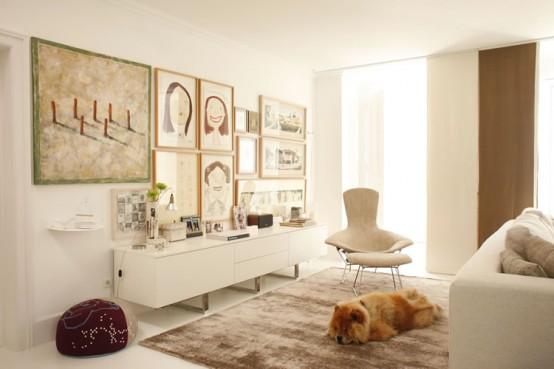Warm White Paint Color For Closet Doors