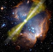O que me impressiona até hoje é que o universo .