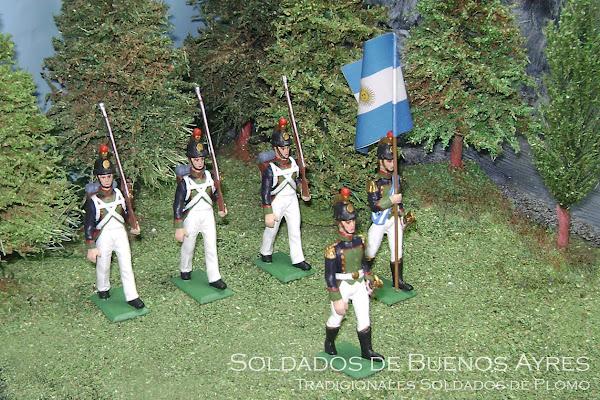 Infanteria de Linea 1826