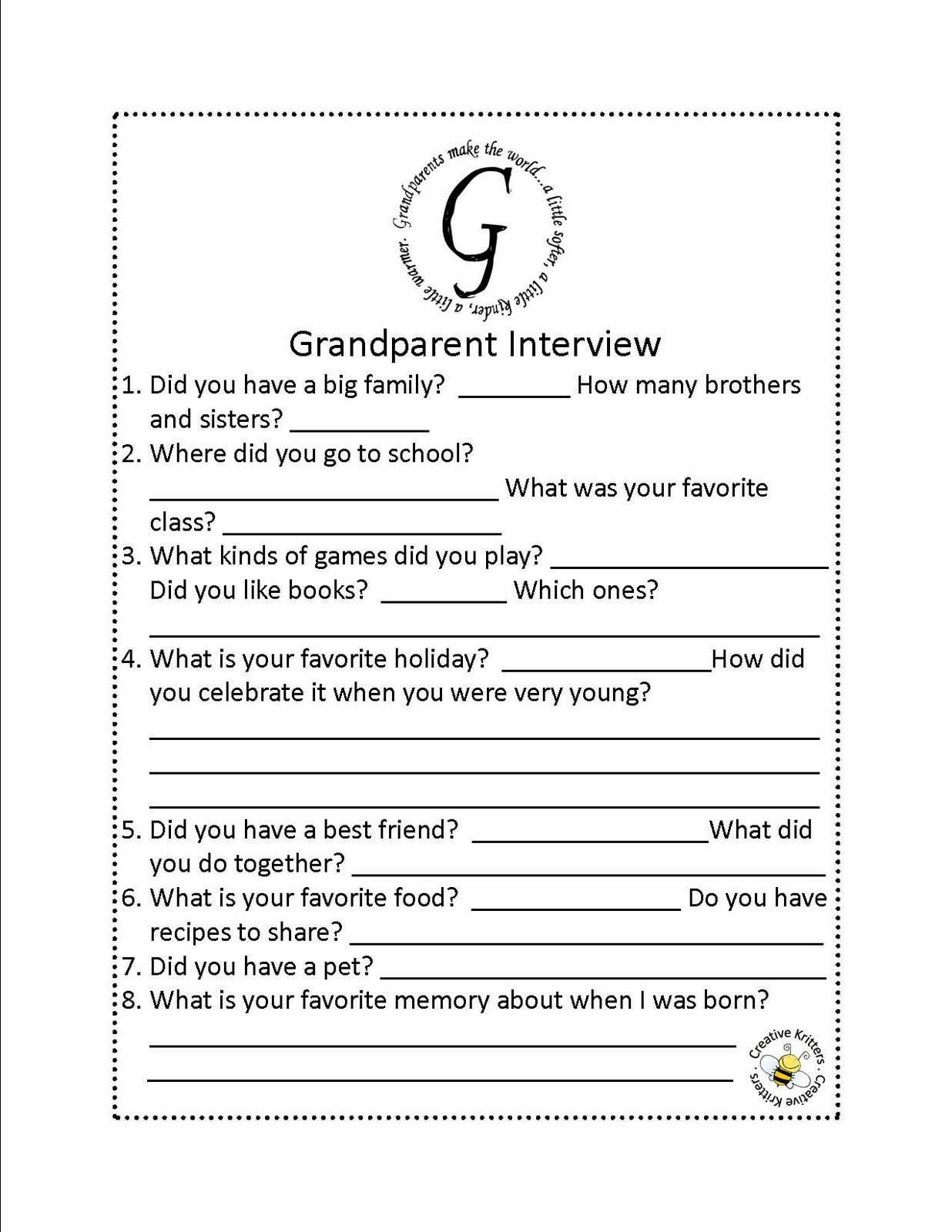 What Do Your Kids Call Their Grandparents And What Do You Call Yours images