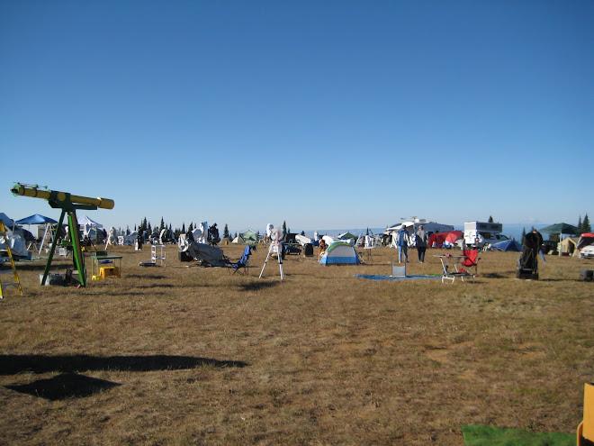 Table Mountain Star Party Neighbors
