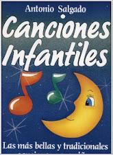 CANCIONES INFANTILES - ANTONIO DELGADO