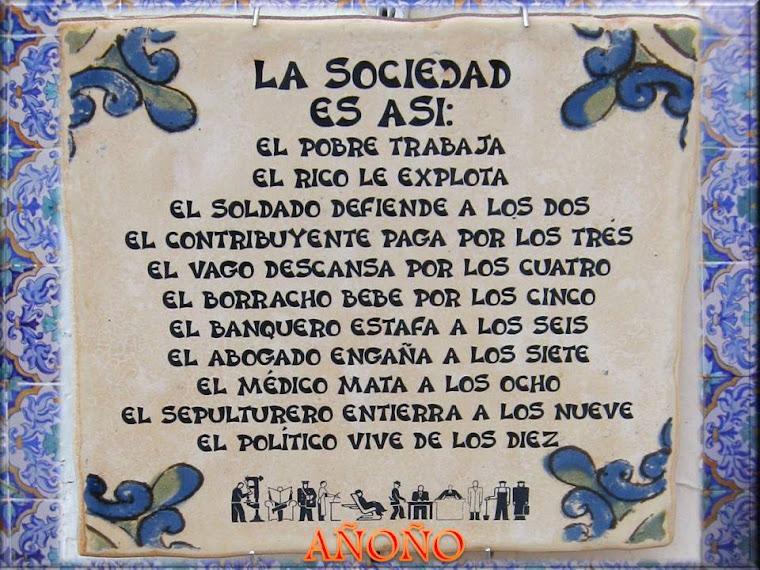 LA SOCIEDAD DE HOY DIA