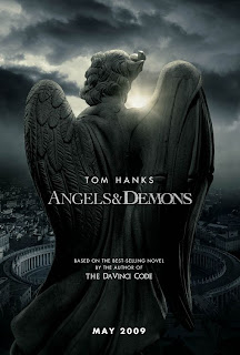 Angels and Demons second movie poster