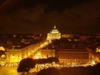 The Holy See by night - Angels and Demons