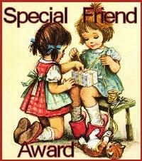 Special Friend Award