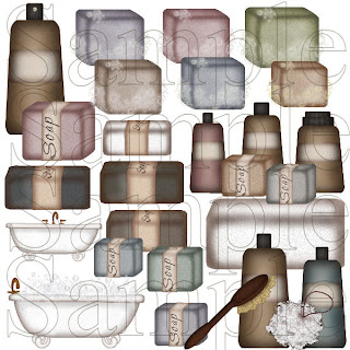 All about Candles clip art