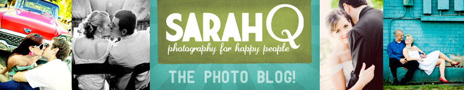 Sarah Q {Photography for Happy People}