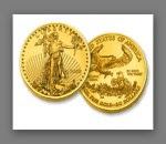 Gold American Eagles Bullion Coins
