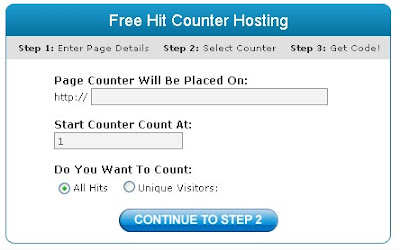 Insert Your Blog URL