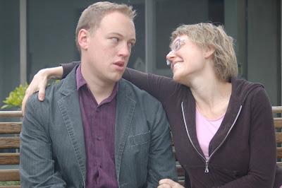 John and Sarah. Photo by Carla Segurola