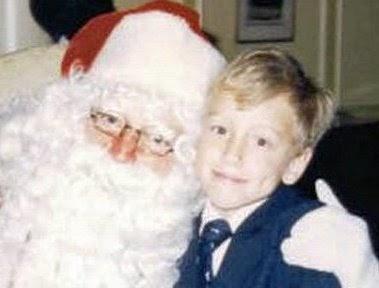 John and Santa