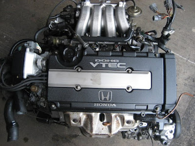 Honda B Series The Picture Of B Engine