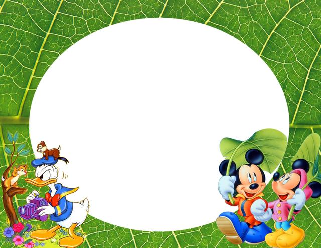 Marcos animados para fotos infantiles - Imagui