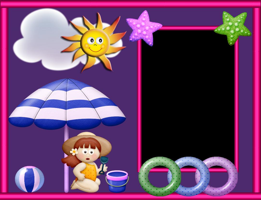 Marcos infantiles fotos montaje efectos infantiles para - Marcos para fotos infantiles ...