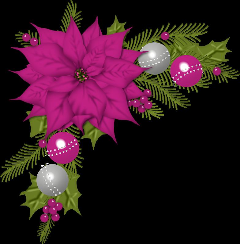 Im genes y gifs de navidad adornos de navidad png flores - Plantillas de adornos navidenos ...