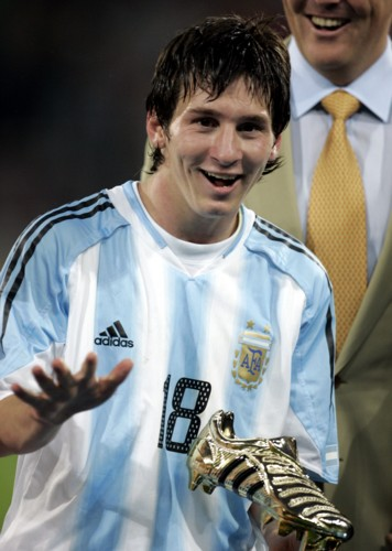 Leo Messi e I Love you sooo