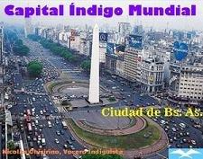 Capital Índigo (oficialmente declarada el día 24 de septiembre del 2007)