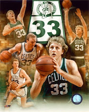 LARRY BIRD: MITO Y LEYENDA