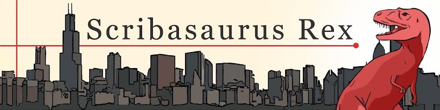 Scribasaurus Rex