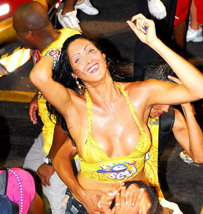 Gostosas Do Carnaval