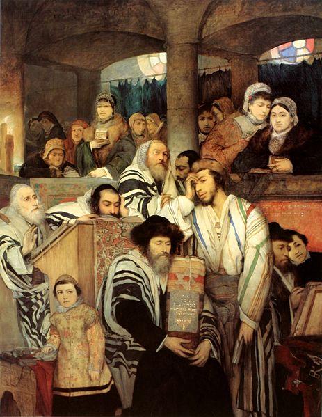 A POSIÇÃO DA MULHER NO JUDAÍSMO