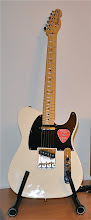 My Fender Telecaster, USA