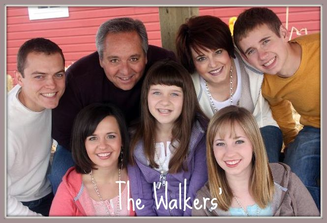Keith and Allyson Walker Family
