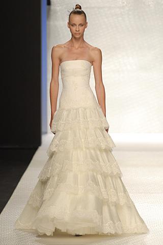 vestidos de novia rosa clara 2008 – vestidos largos