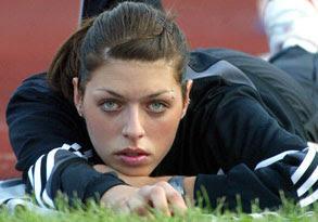 Blanka Vlasic atleta croata