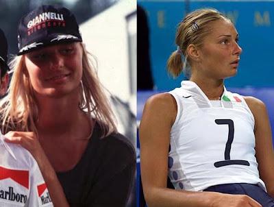 Maurizia Cacciatori jugadora de voleibol