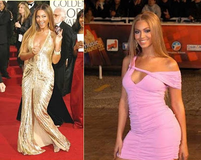 best celebrity hairstyles Beyonce long straight hairstyle