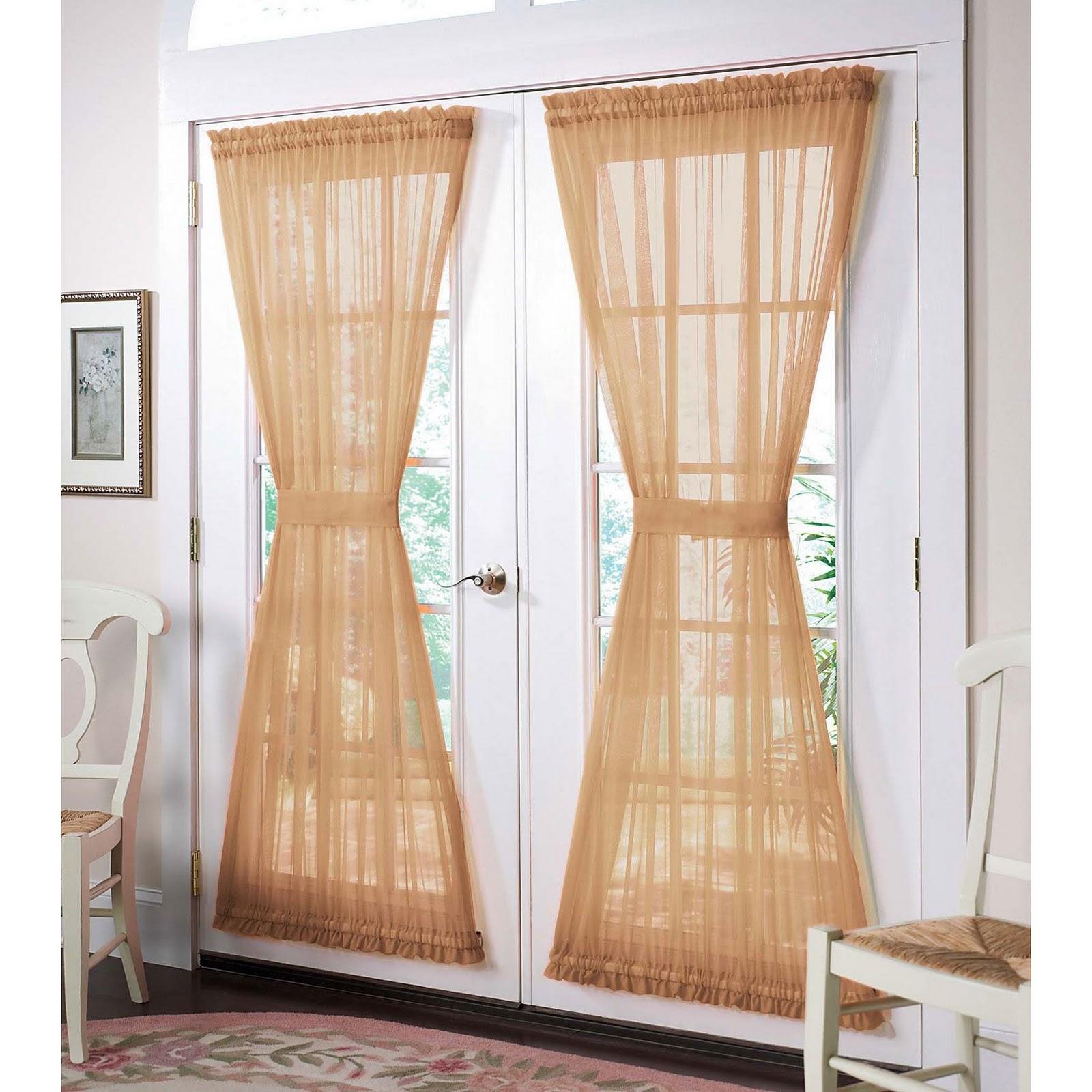 Id ias de cortinas para o ver o casas poss veis for Modelos de cortinas para puerta de cocina