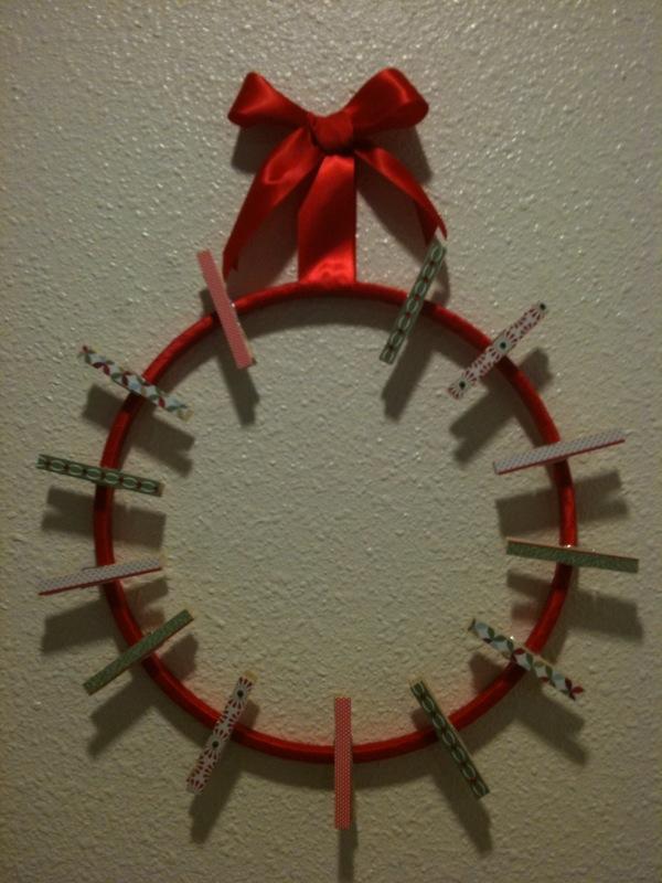 how to make a bow for a wreath martha stewart