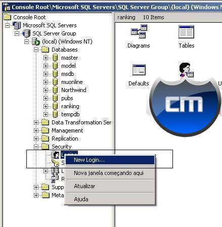 Configurar SQL Server20