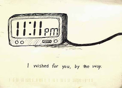 Postsecret 11:11 Make a Wish