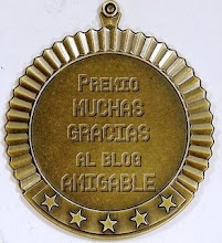 "PREMIO ""AL BLOG AMIGABLE"""