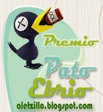 PREMIO PATO EBRIO